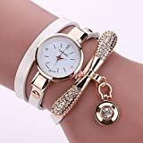 New Wrist Watch, Fashion Women Watch Fashion & Casual Condition New without tags Dial Display (White)