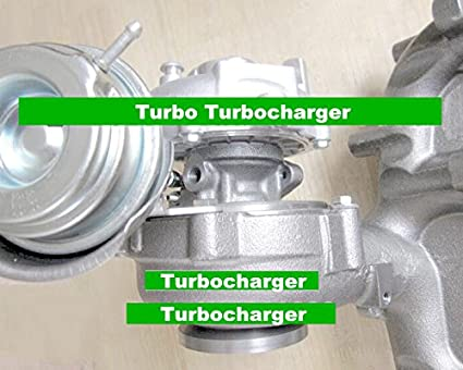 GOWE Turbo Turbocharger for GT1646V 756867 756867-0003 765261-0005 765261 Turbo Turbocharger For