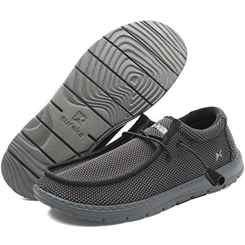 Urban Traveler Jacket (Eureka USA Traveler Men's Casual Loafer Comfort Walking Shoe)