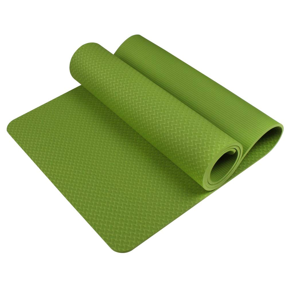 YOOMAT No-Slip Yoga Mat Shipped from RU 6mm TPE Sport Yoga ...