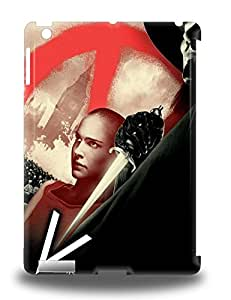 Cute Tpu American Natalie Portman For Vendetta Action Drama Sci Fi Thriller 3D PC Case Cover For Ipad Air ( Custom Picture iPhone 6, iPhone 6 PLUS, iPhone 5, iPhone 5S, iPhone 5C, iPhone 4, iPhone 4S,Galaxy S6,Galaxy S5,Galaxy S4,Galaxy S3,Note 3,iPad Mini-Mini 2,iPad Air )
