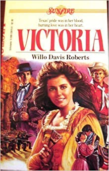 Book Victoria (Sunfire) by Willo Davis Roberts (1985-05-01)
