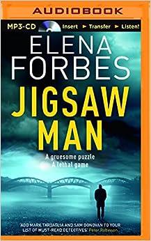 Book Jigsaw Man