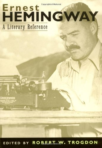 Ernest Hemingway: A Literary Reference