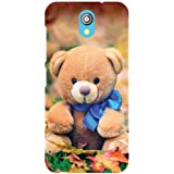 Printland Teddy Back Cover For Htc Desire 526G Plus