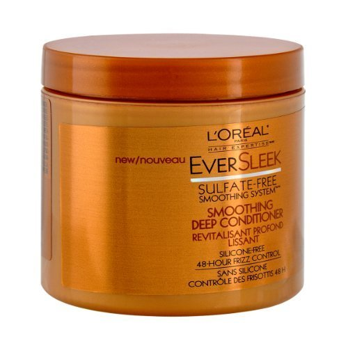 LO'real EverSleek Smoothing Deep Conditioner by L'Oreal USA