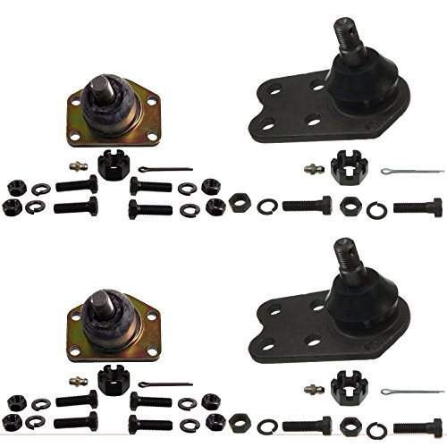 4 PC KIT 2 Upper 2 Lower Ball Joints AMC AMX Concord Gremlin Spirit Hornet 70-82 (Hornet Kit)