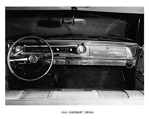 Galleon 1965 Chevrolet Impala Interior Dashboard Photo Poster