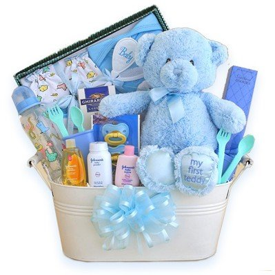 The Works by Gift Basket