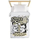 Twin Duvet Cover Beer: Helping People Get Lucky
