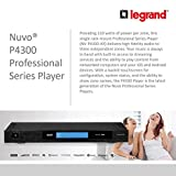 Nuvo Professional Series Audio Player Wired Network