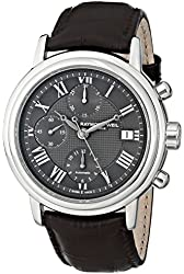 Raymond Weil Men's 7737-STC-00609 Maestro Analog Display Swiss Automatic Brown Watch