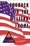 img - for Thunder on the Western Front by Rice, Thomas Russell G. (June 1, 1998) Hardcover book / textbook / text book