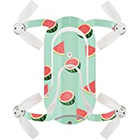Skin For ZEROTECH Dobby Pocket Drone – Watermelon Patch   MightySkins Protective, Durable, and Unique Vinyl Decal wrap cover   Easy To Apply, Remove, and Change Styles   Made in the USA