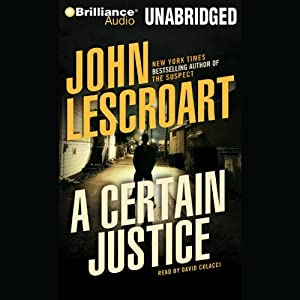 A Certain Justice Audiobook