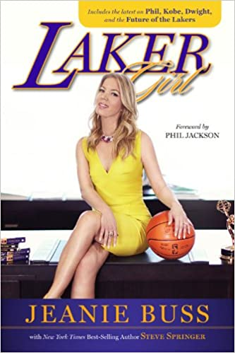 29681b7a4fb8 Laker Girl  Jeanie Buss