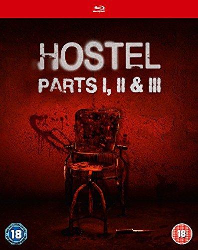 Hostel: Parts I, II and III [Blu-ray]