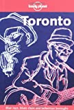 img - for Toronto (Lonely Planet City Guides) by Sara Benson (2001-06-30) book / textbook / text book