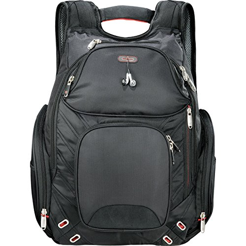 - Elleven Amped Checkpoint-Friendly Compu-Backpack