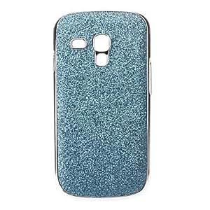 CeeMart Shimmering Powder Hard Case for Samsung Galaxy S3 mini I8190 - Gold by ruishername