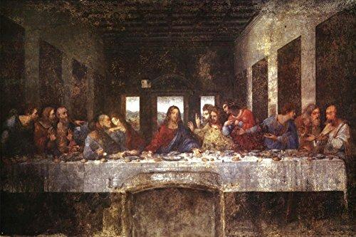 Last Supper Mural - 1