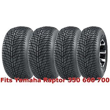 2 WANDA ATV Tires 20x10-9 20x10x9 4PR P354 10069 High Speed Sport Off Road Use