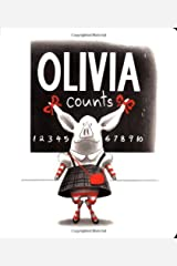 Olivia Counts Board book