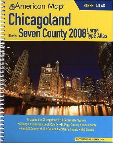 ^BETTER^ American Map 2008 Chicagoland Illinois, Seven County Atlas (American Map Chicagoland Illinois, Seven County Atlas). South services lavoro found Aragon Public
