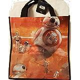 Star Wars BB-8, R2D2, C3PO Orange Large Multiple Use Tote Bag