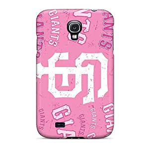 New Style GAwilliam Hard Case Cover For Galaxy S4- San Francisco Giants