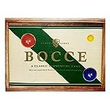 Bocce Ball- 6 balls 1 wooden jack