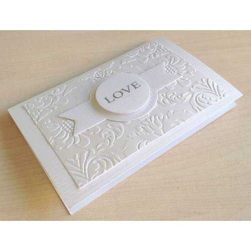 Lifestyle Crafts L Letterpress Platform Kit