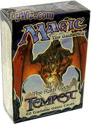 Magic the Gathering Tempest Tournament Starter Deck by Wizards of the Coast