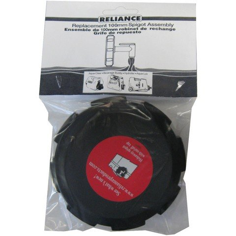 Reliance Products Replacement Spigot Assembly, Black, ()