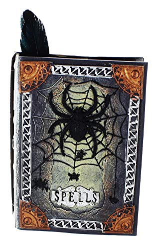 Animated Spell Book with ()