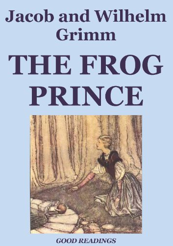 The Frog Prince (Illustrated - Walter Crane Frog