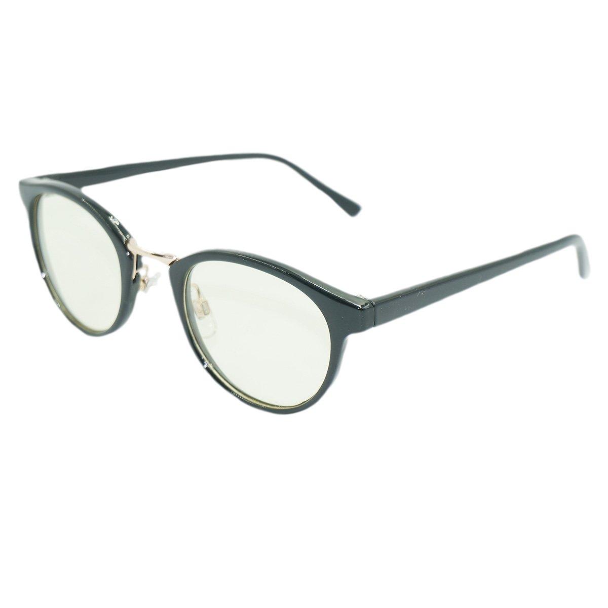 Vhccirt Occhiali luce blu bloccanti per il blocco della cefalea FDA UV uomini//donne Occhiali retr/ò unisex Anti Eyestrain