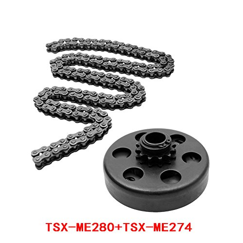 - FLYPIG 3/4'' Bore Centrifugal Clutch 12 Tooth #35 Chain Screw Part For Minibike Go Kart