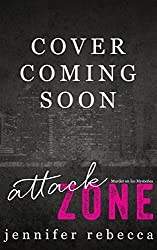 Attack Zone (Murder on Ice Mysteries Book 1)
