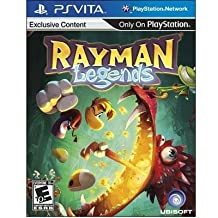 Rayman Legends Vita (Please see item detail in description)