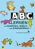 ABC lernen mit Gedichten, Bildern und Arbeitsblättern