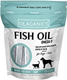 Olaganics 7100 Fish Oil, Large