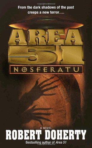 book cover of Nosferatu