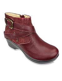 Alegria Women's Eva Burgundy boots 35 M