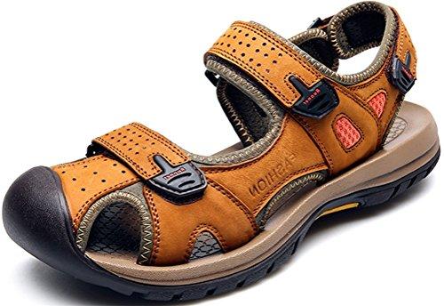 Sandalo sportivo marrone da uomo Perfecto Para La Venta ZYb96Le0K