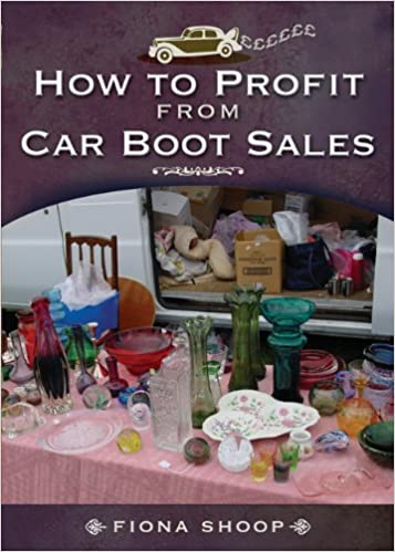 Book How to Profit from Car Boot Sales