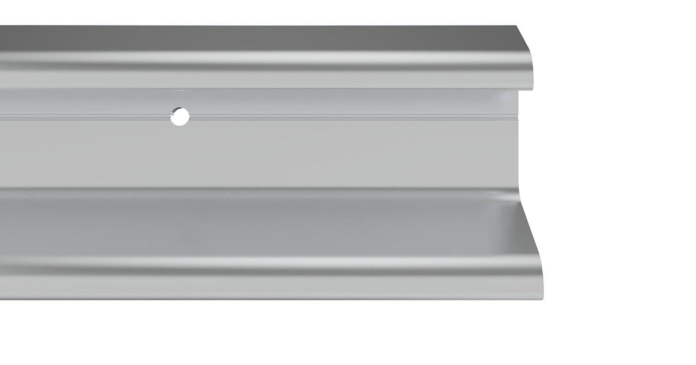 Stormguard 07sr1630914/a Double Fin Regen Abweiser Wetter Bar Aluminium 3/0/cm 914/mm Aluminium