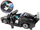 7TECH Police Swat Vehicles Building Blocks 3 in 1 Construction Set With Helicopter, Hummer and Chasing Car Accompanied by Policeman Minifigures Toys Perfect gift for kids