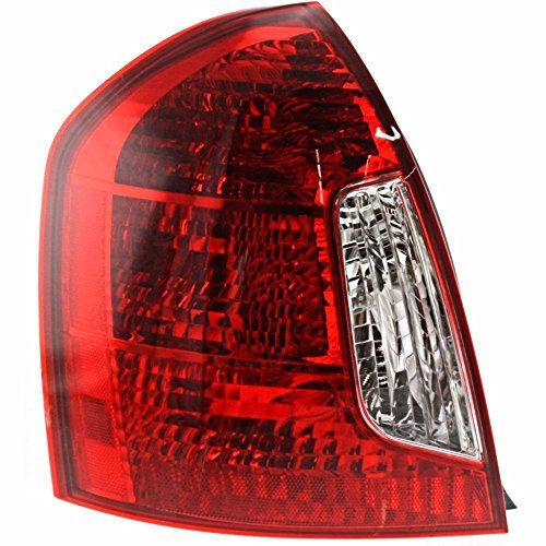 (various aftermarket Fits 06-11 Hyundai Accent Sedan Left Driver Tail Lamp Assembly )