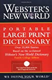 Webster s New World Portable Large Print Dictionary, Second Edition